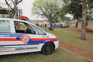 Guarda Municipal de Londrina (PR) aguarda o conserto de 13 viaturas