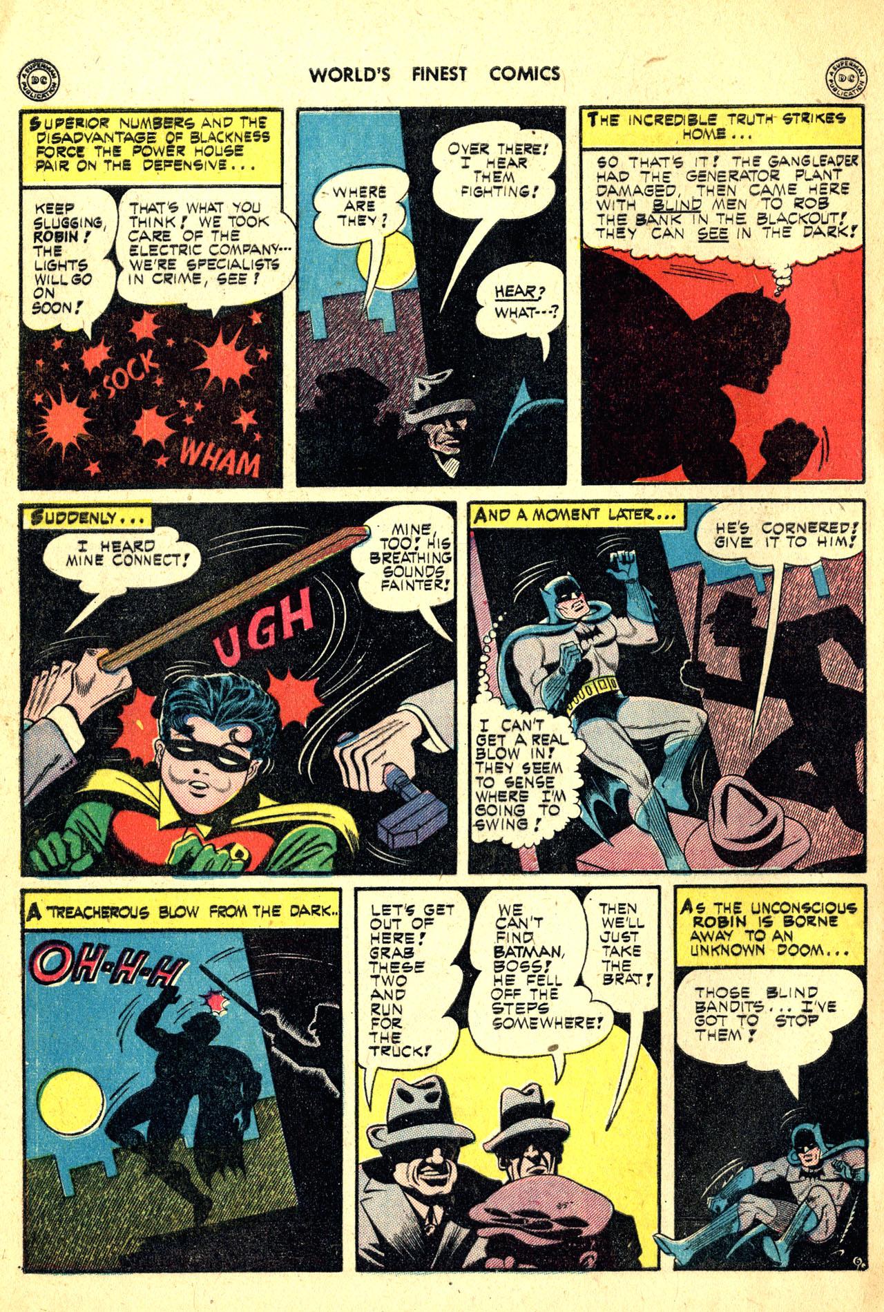 Read online World's Finest Comics comic -  Issue #18 - 74