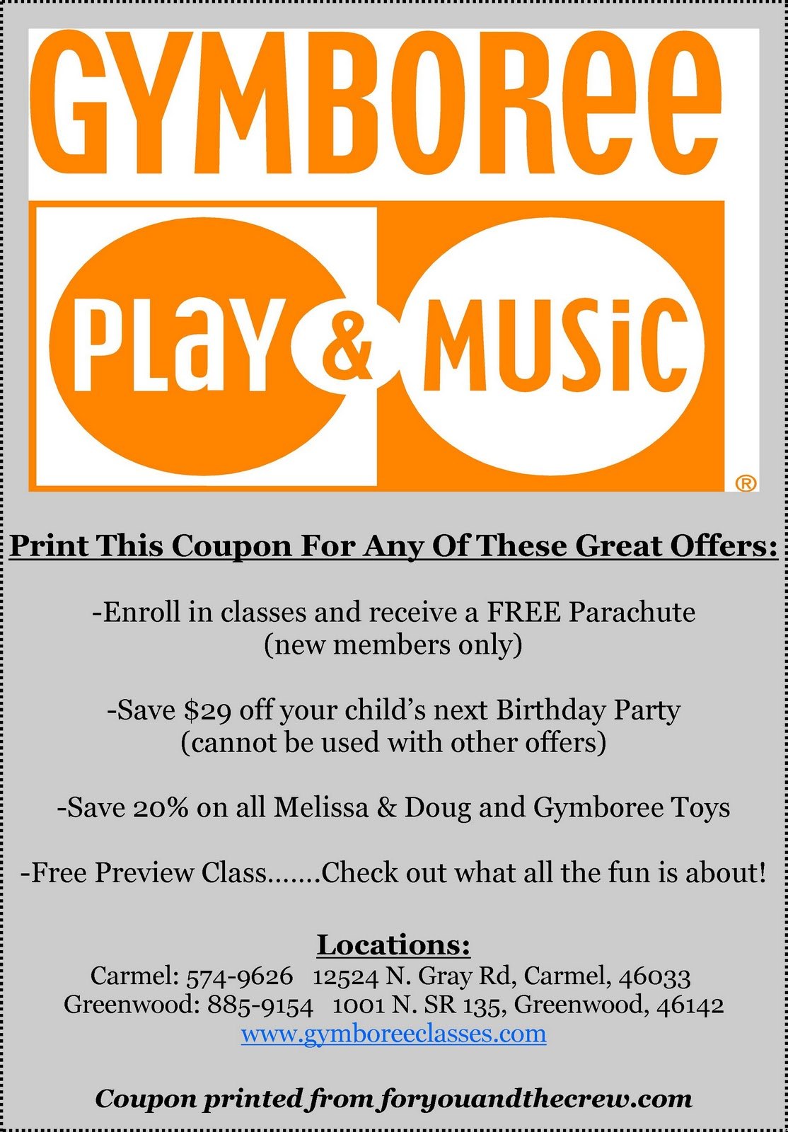 photograph relating to Gymboree Printable Coupon named Gymboree retail store discount coupons 2018 - Mydealz.de freebies