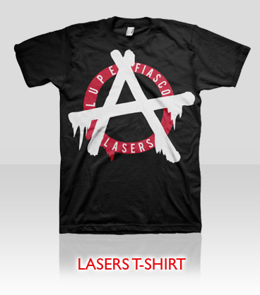 @Brngtn: LASERS album in stores today March 8th, 2011!