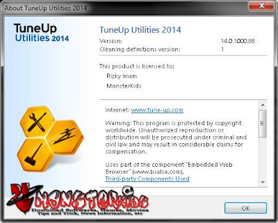 Key 2013 utilities free software full product tuneup version download