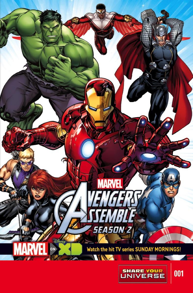 Marvel Avengers 2