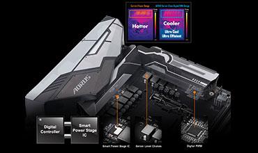 mainboard gigabyte, Z370 Gaming 7, bo mạch chủ