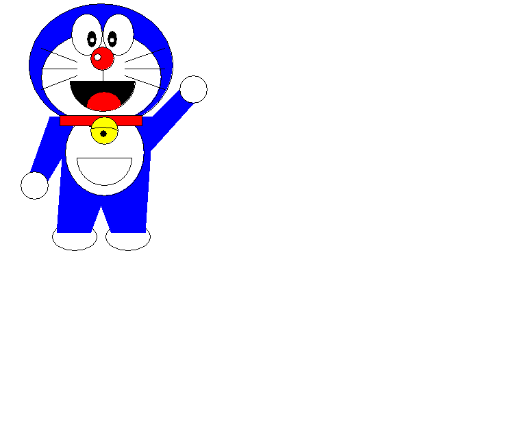 How To Create A Doraemon By Nikita Sarna Programming