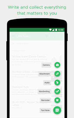 Evernote 7.5 APK for Android Terbaru 2016