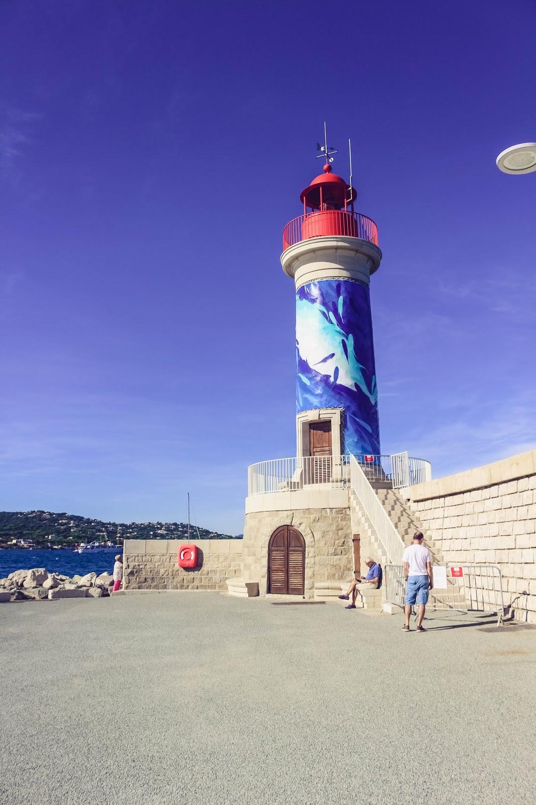 phare saint tropez blog voyage