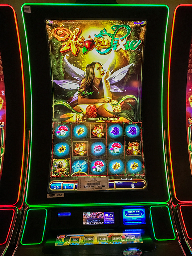 Acorn Pixie Slot Machine