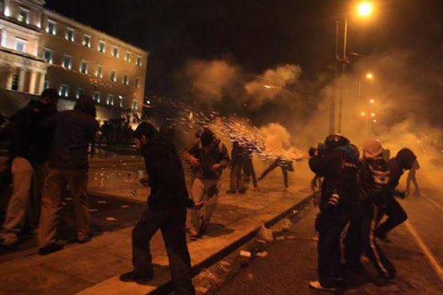 Θα ξανακαίγεται τελικά η Αθήνα μετά τις εκλογές;