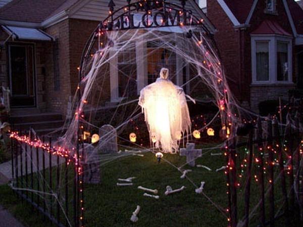 Jual Hiasan Halloween Jaring Laba Laba
