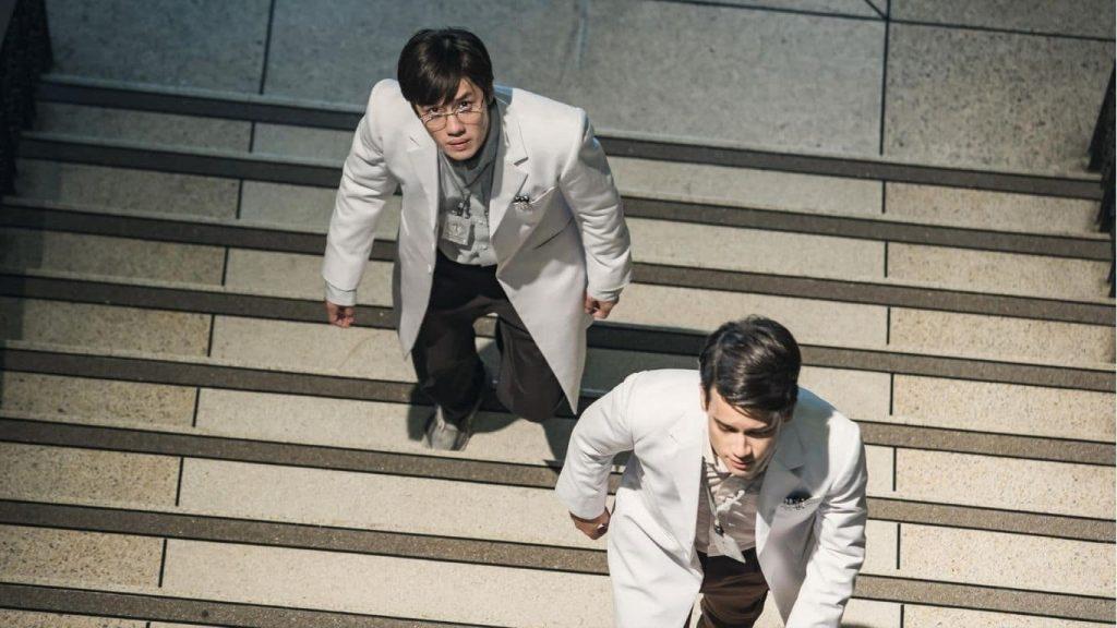 Hình ảnh Phòng Thí Nghiệm Ma (Netflix)