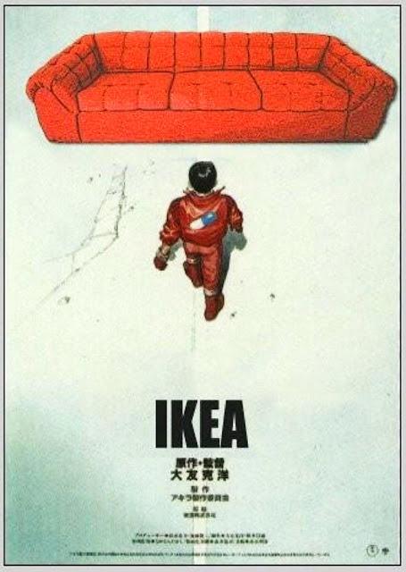 Akira vs. Ikea