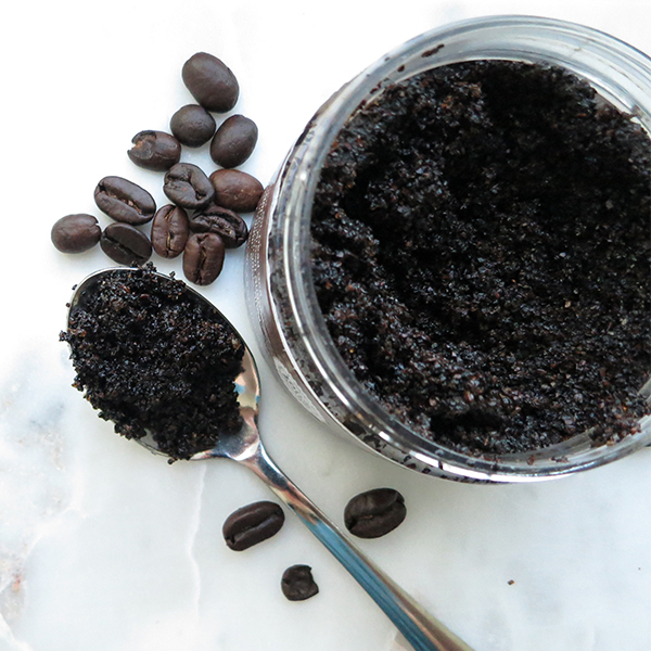 Simply Scrub Organic Coffee Body Scrub