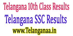 Telangana 10th Class Results 2017 Telangana SSC Results 2017