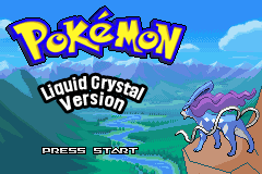 pokemon liquid crystal cover