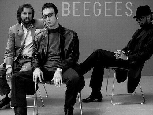 Video: Bee Gees - Alone