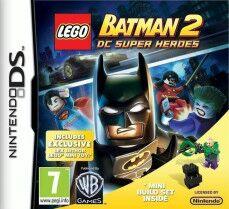 LEGO Batman 2: DC Super Heroes ( BR ) [ NDS ]