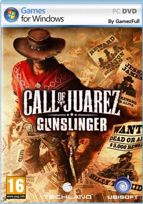 Call of Juarez Gunslinger PC [Full] Español [MEGA]