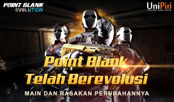 Point Blank Evolution (Img by Google)