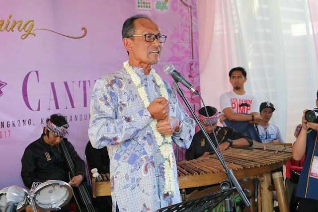 Presiden Direktur K-Link Dato Radzi Saleh