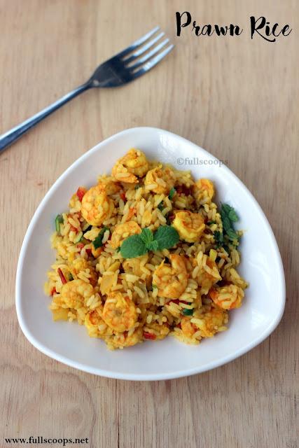 Prawn Rice