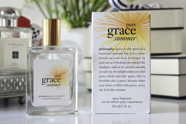 Philosophy Pure Summer Grace Fragrance