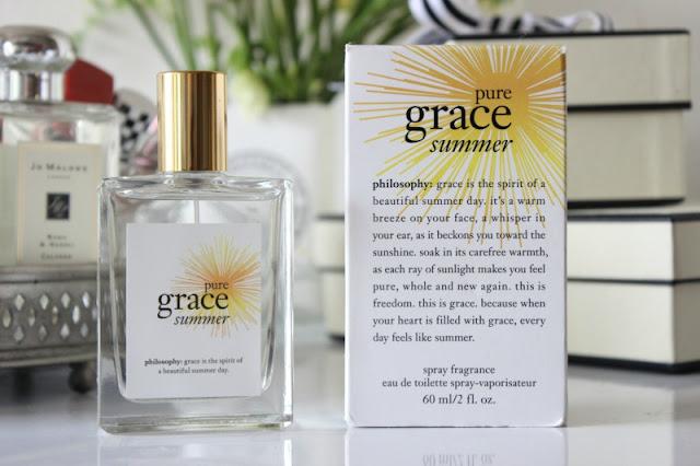 Philosophy Pure Summer Grace Fragrance
