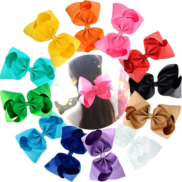 Amazon: Look-a-Like Jojo Bows!