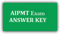 AIPMT Answer Key