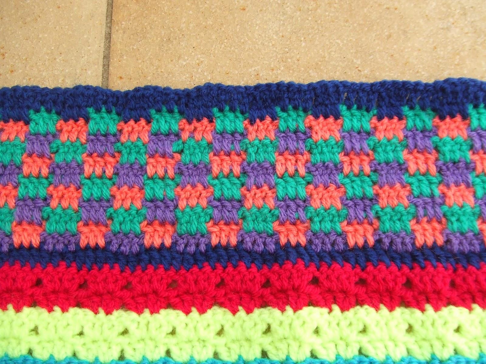 my world of crochet di tdecke woche 7 teil 6. Black Bedroom Furniture Sets. Home Design Ideas