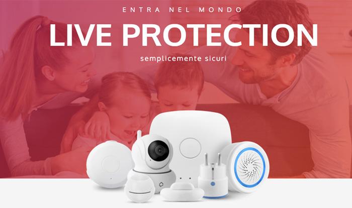 sistema protezione casa