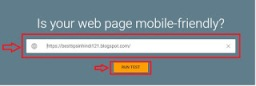 Make Blogger Template to Mobile Friendly