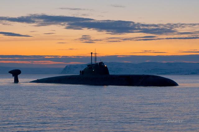 Resultado de imagen de submarino clase sierra