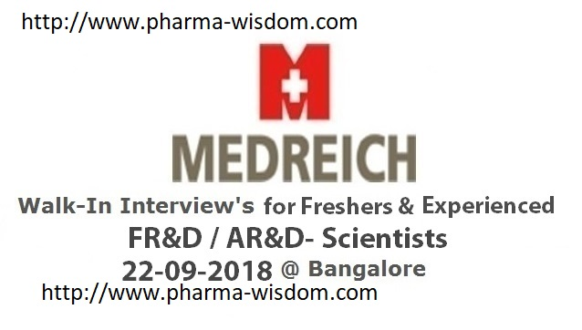 Pharma wisdom