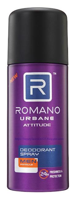 ROMANO Urbane Attitude