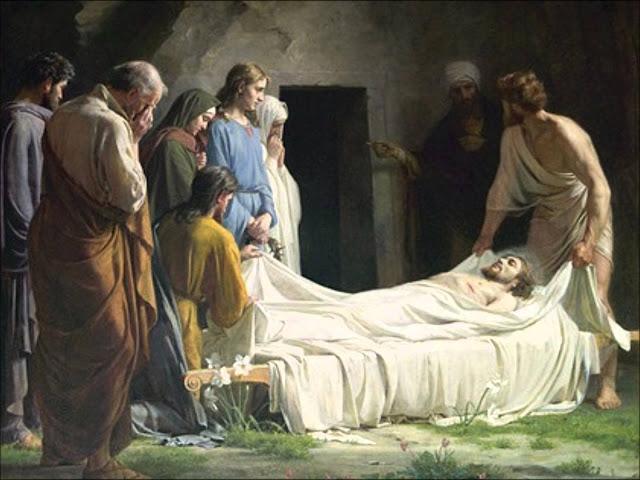 Jesus-in-sepulchre