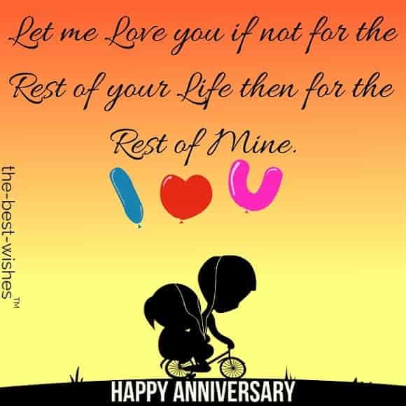 romantic anniversary quotes for wife