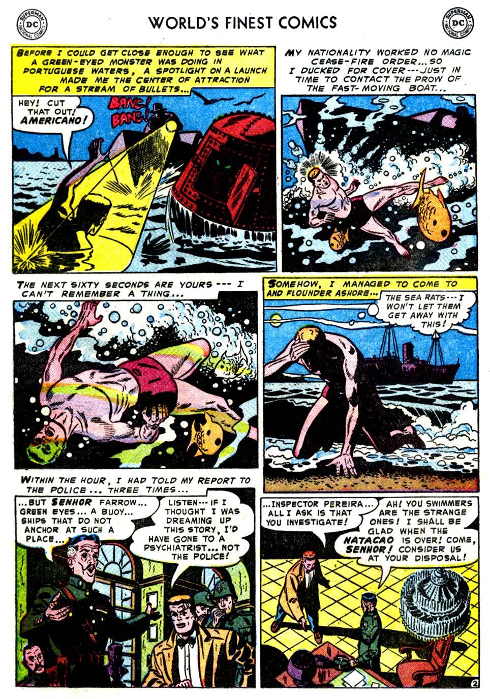 Read online World's Finest Comics comic -  Issue #68 - 44
