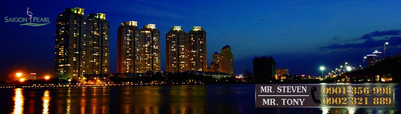 Saigon Pearl For Rent