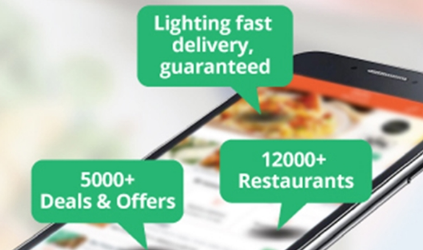 Foodpanda offer _ 30% cashback _ free delivery when you pay