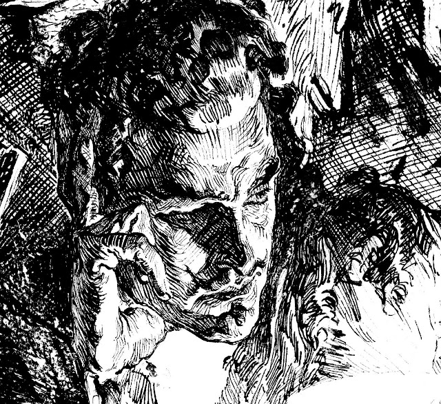 Joseph Clement Coll illustration
