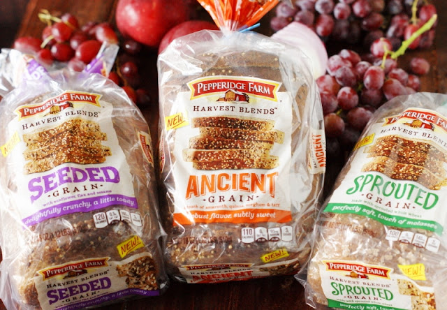 Pepperidge Farm Harvest BlendsTM bread