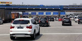 Tol Jakarta-Cikampek Lancar Kedua Arah