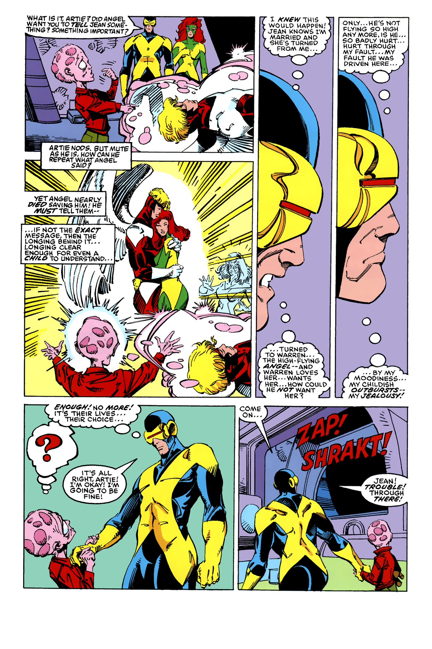 Read online X-Factor (1986) comic -  Issue #11 - 6