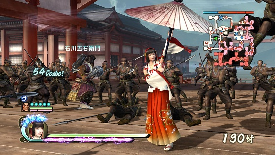 Download Games Samurai Warriors 4-II Incl 12 DLC-ALI213