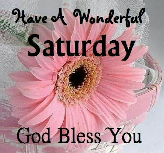 Have A Wonderful Saturday Images for Facebook 2018
