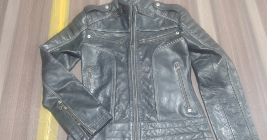 Fashion Leather jackets for ladies