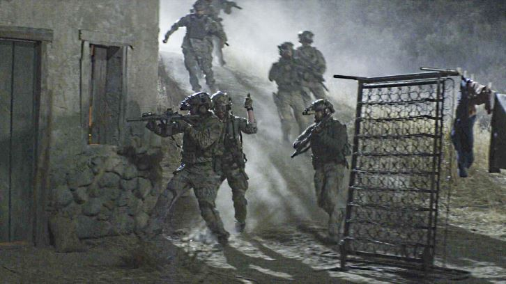 SEAL Team - Episode 1.15 -  No Man's Land - Promotional Photos + Press Release