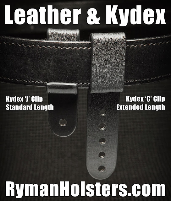 Ryman Holsters, Crossbreed, IWB holster, Alien Gear, Stealth Gear, comptac,
