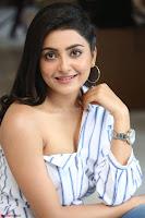 Avantika Mishra in One Shoulder Crop Top and Denim Jeggings ~  Exclusive 053.JPG
