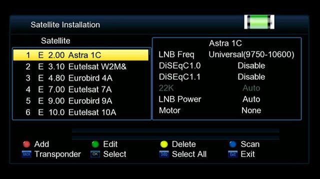 V-71 Freesat V8 DVB-S2 High Definition TV Satellite Finder 3.5 Inch LCD Display